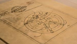 Steampunk diagram